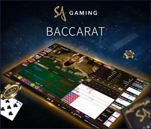 SA Gaming Baccarat